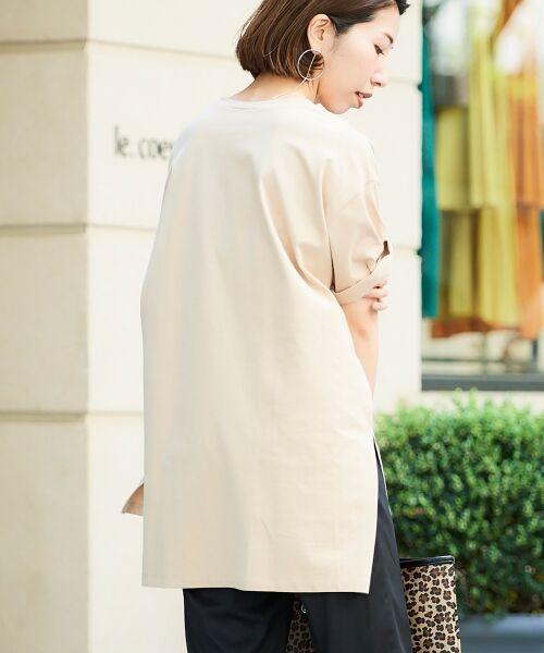le.coeur blanc / ルクールブラン Tシャツ | BIG Tシャツ | 詳細17