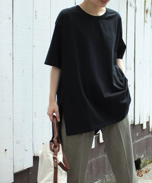 le.coeur blanc / ルクールブラン Tシャツ | BIG Tシャツ | 詳細20