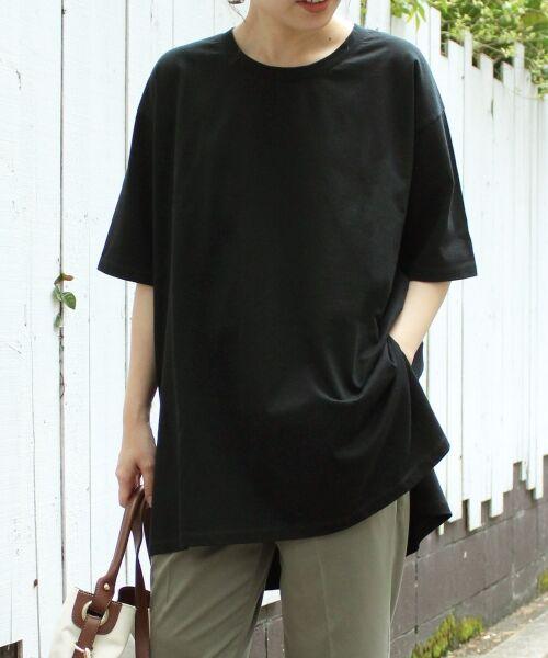 le.coeur blanc / ルクールブラン Tシャツ | BIG Tシャツ | 詳細21