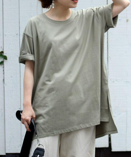 le.coeur blanc / ルクールブラン Tシャツ | BIG Tシャツ | 詳細23