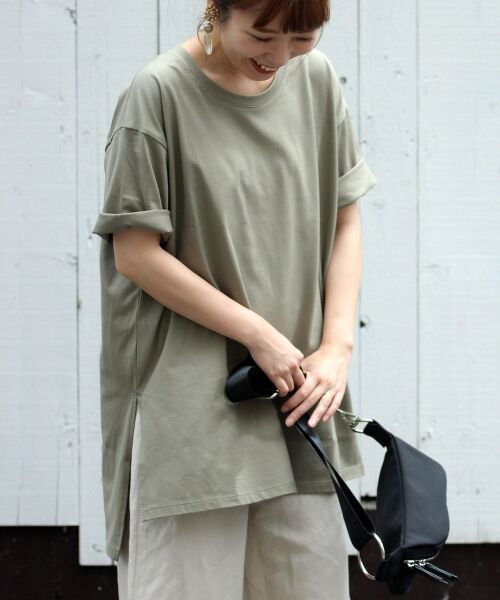 le.coeur blanc / ルクールブラン Tシャツ | BIG Tシャツ | 詳細24
