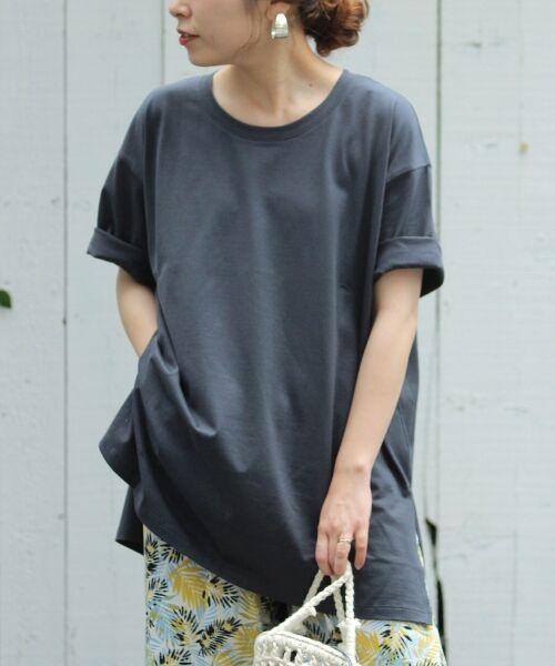 le.coeur blanc / ルクールブラン Tシャツ | BIG Tシャツ | 詳細27