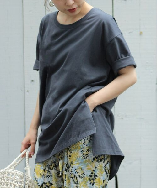 le.coeur blanc / ルクールブラン Tシャツ | BIG Tシャツ | 詳細28