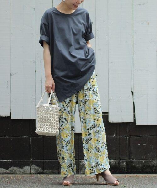 le.coeur blanc / ルクールブラン Tシャツ | BIG Tシャツ | 詳細29