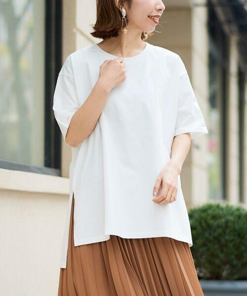 le.coeur blanc / ルクールブラン Tシャツ | BIG Tシャツ | 詳細3