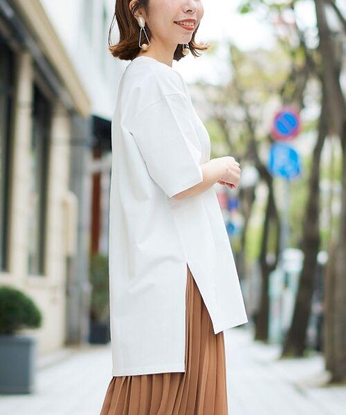 le.coeur blanc / ルクールブラン Tシャツ | BIG Tシャツ | 詳細4