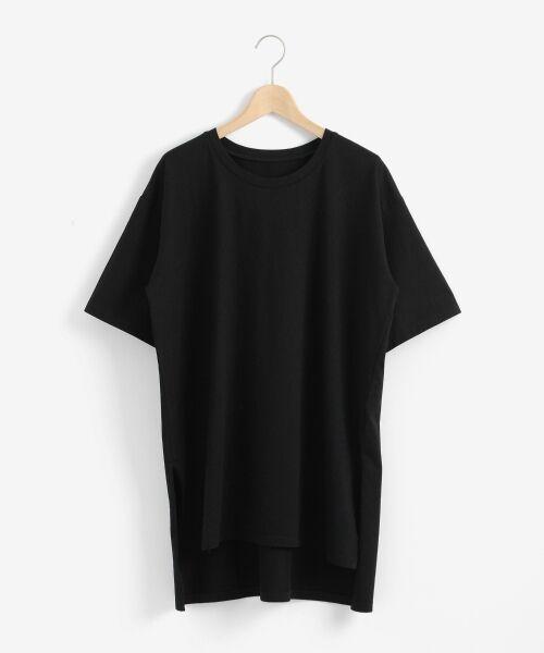 le.coeur blanc / ルクールブラン Tシャツ | BIG Tシャツ | 詳細6