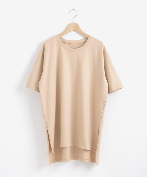 le.coeur blanc / ルクールブラン Tシャツ | BIG Tシャツ | 詳細9