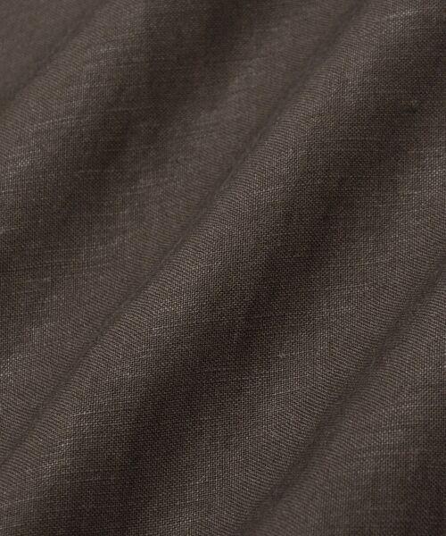 le.coeur blanc / ルクールブラン その他パンツ | レーヨンリネンイージーワイドパンツ | 詳細4