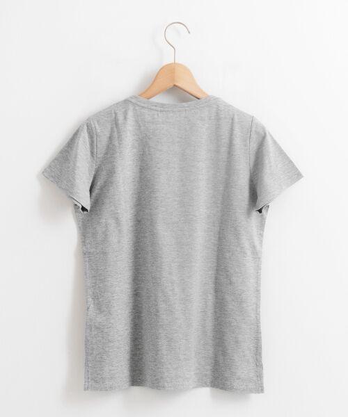 le.coeur blanc / ルクールブラン Tシャツ | ロゴプリントTシャツ | 詳細1