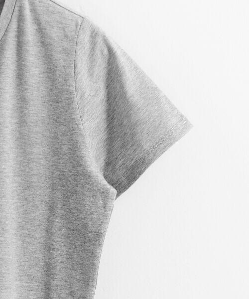 le.coeur blanc / ルクールブラン Tシャツ | ロゴプリントTシャツ | 詳細3