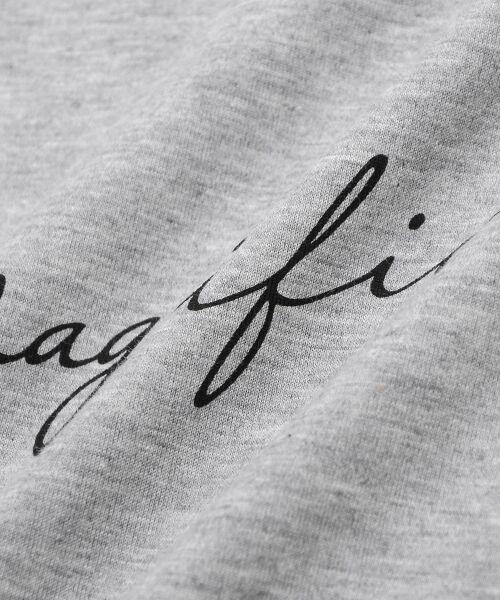 le.coeur blanc / ルクールブラン Tシャツ | ロゴプリントTシャツ | 詳細4