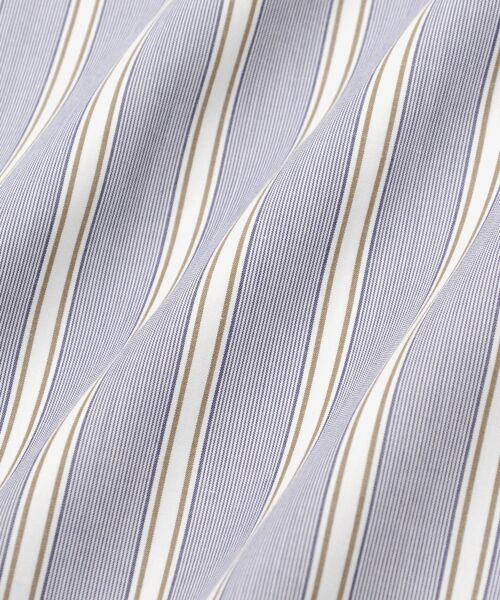 le.coeur blanc / ルクールブラン シャツ・ブラウス | ロールカラー7分袖ブラウス | 詳細5