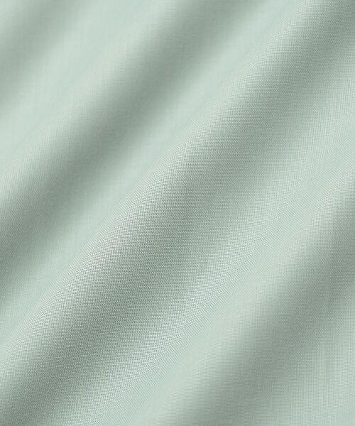 le.coeur blanc / ルクールブラン ミニ・ひざ丈スカート | マイクロスパンタックフレアスカート | 詳細6