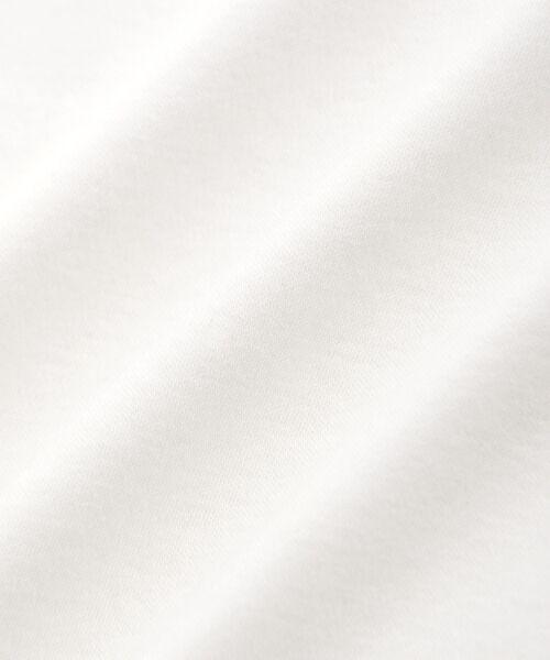 le.coeur blanc / ルクールブラン カットソー | メタルパーツフレンチカットソー | 詳細4