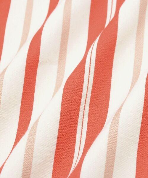 le.coeur blanc / ルクールブラン シャツ・ブラウス | ボーダー2wayブラウス | 詳細4