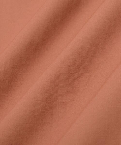 le.coeur blanc / ルクールブラン ロング・マキシ丈ワンピース   タイプライターベルト付きロングワンピース   詳細6