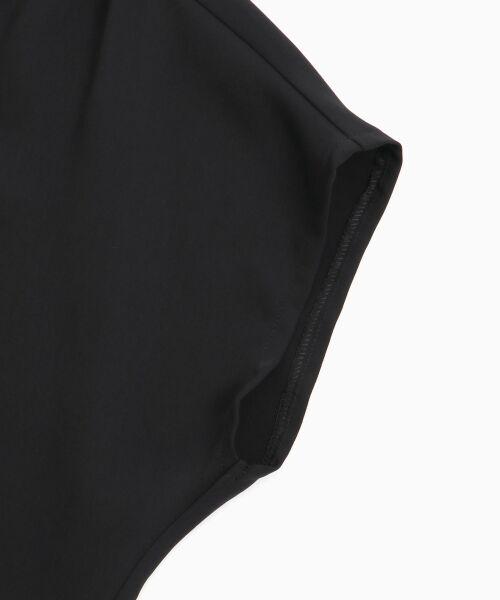 le.coeur blanc / ルクールブラン シャツ・ブラウス | メタルパーツフレンチブラウス | 詳細3