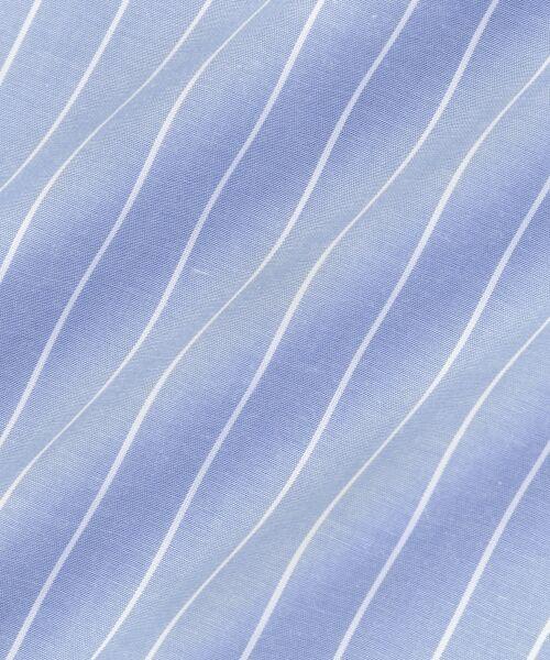 le.coeur blanc / ルクールブラン シャツ・ブラウス | コットンフレアスリーブブラウス | 詳細4
