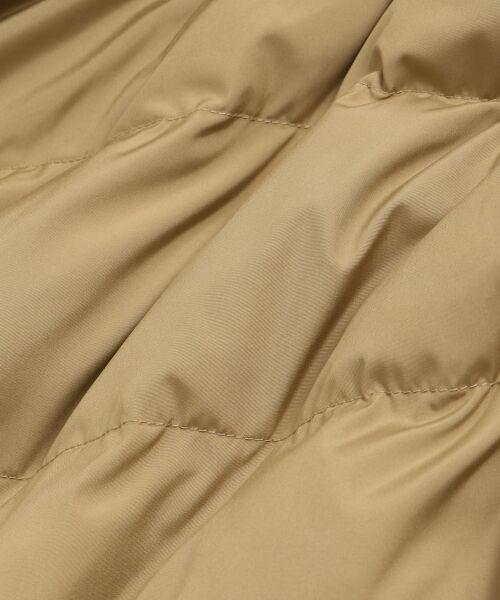 le.coeur blanc / ルクールブラン ダウンジャケット・ベスト | 2wayフードミドルコート | 詳細8