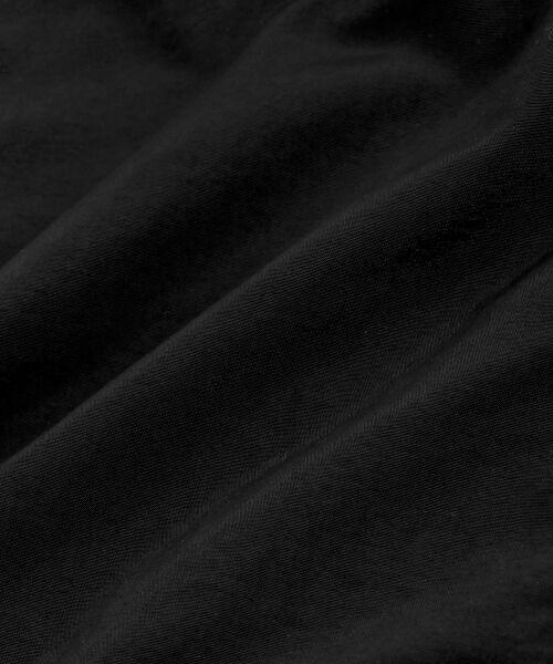 le.coeur blanc / ルクールブラン ブルゾン | ナイロンショートフードブルゾン | 詳細6