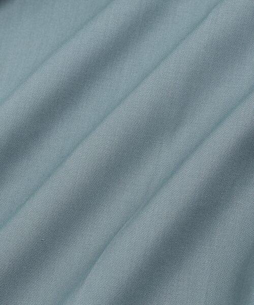 le.coeur blanc / ルクールブラン ミニ・ひざ丈スカート | マイクロスパンタックギャザースカート | 詳細6