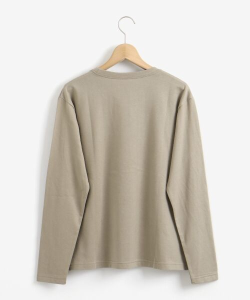le.coeur blanc / ルクールブラン Tシャツ | DEMAIN Tシャツ | 詳細1