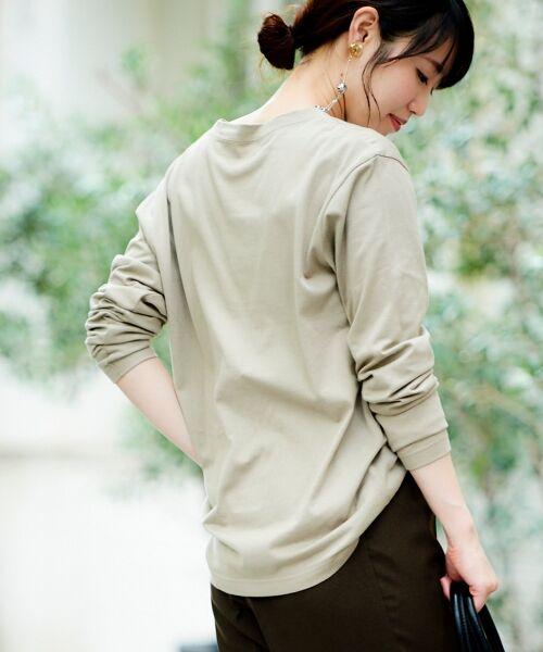 le.coeur blanc / ルクールブラン Tシャツ | DEMAIN Tシャツ | 詳細8