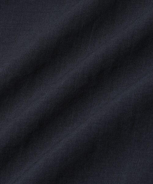 le.coeur blanc / ルクールブラン シャツ・ブラウス | タックブラウス×キャザーワイドパンツセットアップ | 詳細9