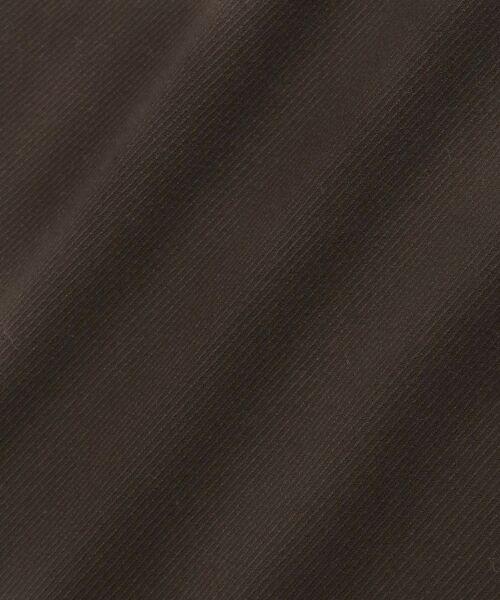 le.coeur blanc / ルクールブラン その他パンツ   裏起毛カルゼイージーワイドパンツ   詳細9
