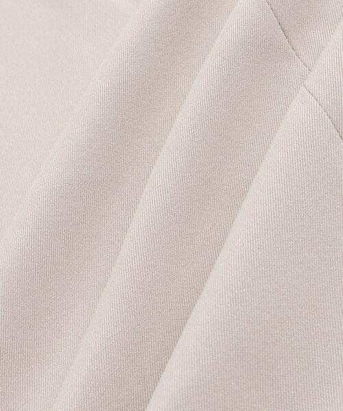 le.coeur blanc / ルクールブラン シャツ・ブラウス | フロントデザインVネックブラウス | 詳細4