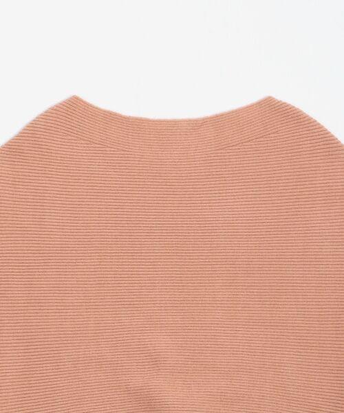 le.coeur blanc / ルクールブラン ニット・セーター | 横リブボートネックニット | 詳細27