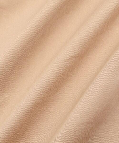 le.coeur blanc / ルクールブラン シャツ・ブラウス | タイプライターバックボタンシャツ | 詳細29