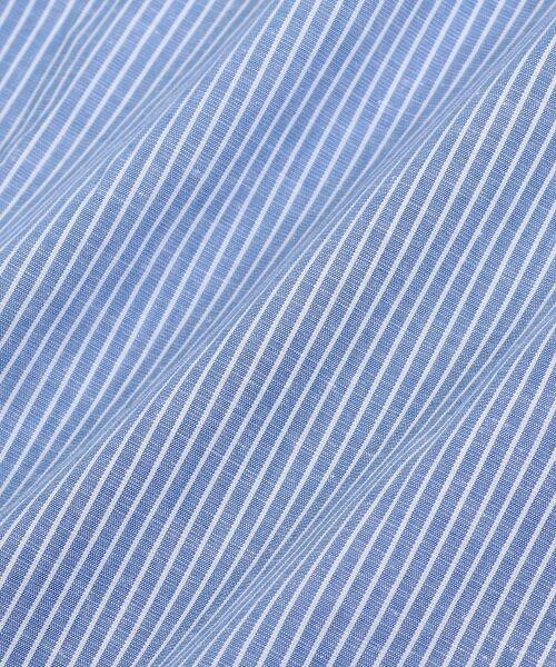 le.coeur blanc / ルクールブラン シャツ・ブラウス | ストライプフリルカラーブラウス | 詳細28