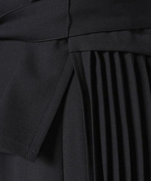 Leilian / レリアン セットアップ | ペプラムデザイン入りスーツ | 詳細11