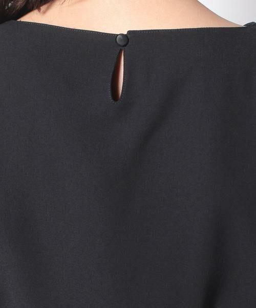 Leilian / レリアン セットアップ | ペプラムデザイン入りスーツ | 詳細5