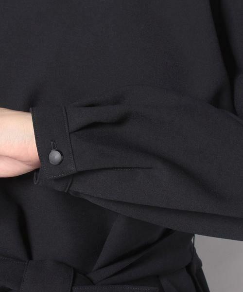 Leilian / レリアン セットアップ | ペプラムデザイン入りスーツ | 詳細6