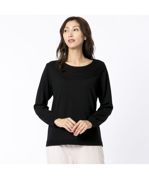 Liliane Burty / リリアンビューティ ニット・セーター | ウール100% プルオーバーニット | 詳細4