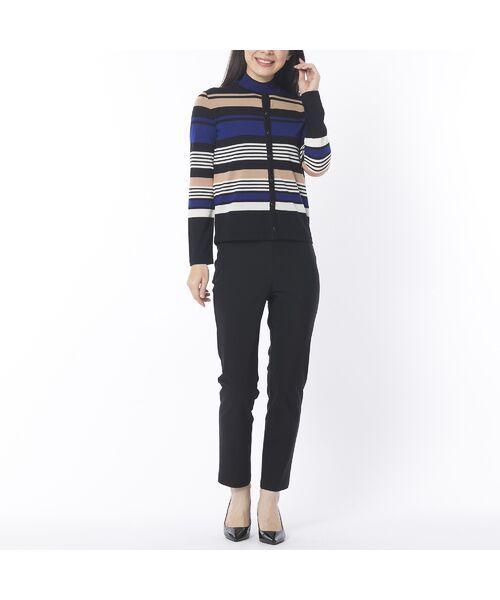 Liliane Burty ECLAT / リリアンビューティ エクラ ニット・セーター | 無地半袖セーター | 詳細11