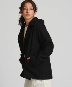 フードウールPジャケット