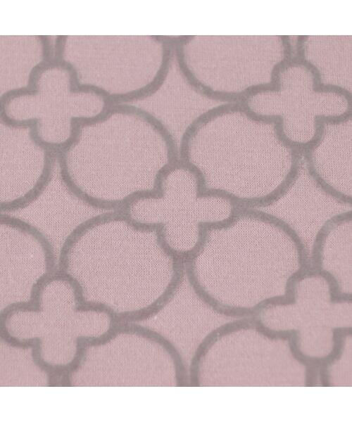 LOBJIE / ロブジェ カットソー | 幾何柄フロッキーカットソー | 詳細11