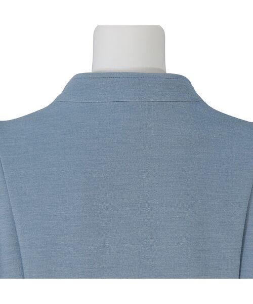 LOBJIE / ロブジェ シャツ・ブラウス | Vネックの羽織りブラウス | 詳細13