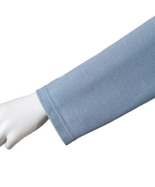 LOBJIE / ロブジェ シャツ・ブラウス | Vネックの羽織りブラウス | 詳細14