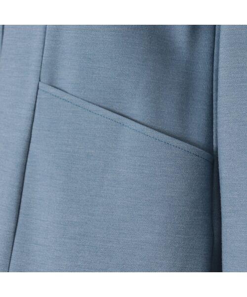 LOBJIE / ロブジェ シャツ・ブラウス | Vネックの羽織りブラウス | 詳細15