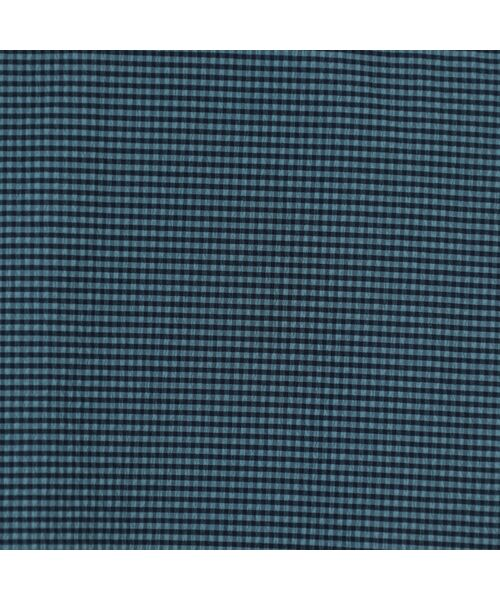 LOBJIE / ロブジェ その他アウター | ミニギンガムのストレッチジップアップブルゾン | 詳細18
