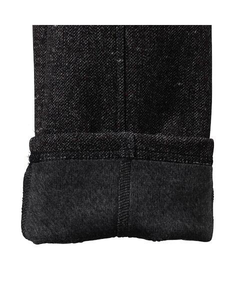 LOBJIE / ロブジェ ショート・ハーフ・半端丈パンツ | 裏起毛ツィードプリントスリムパンツ | 詳細14