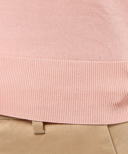 L size ONWARD(大きいサイズ) / エルサイズオンワード ニット・セーター | ビジューニット プルオーバー | 詳細8