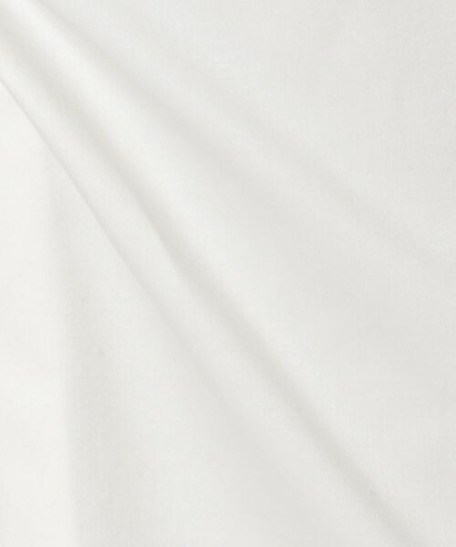 L size ONWARD(大きいサイズ) / エルサイズオンワード その他パンツ | 【洗える!&定番】60/-サテンストレッチ クロップドパンツ | 詳細7