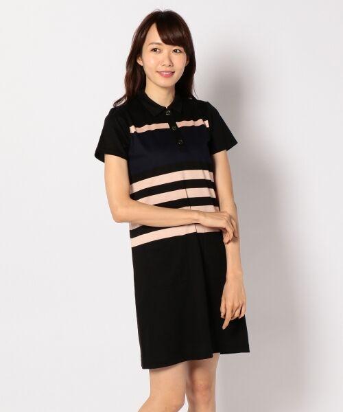 767a434cab583 L size ONWARD(大きいサイズ)   エルサイズオンワード ドレス