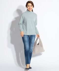 【Lsize限定】23区denim standard jeans デニムパンツ